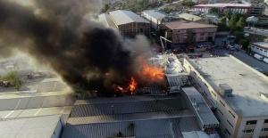 Arnavutköy  Fabrika Yangın Dehşetini İşçiler Anlattı