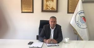 Karataş Belediye Başkanı Necip Topuz Mali Tabloyu Açıkladı