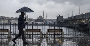 Meteoroloji, Yurdun Büyük Bir Kısmı İçin Sağanak Uyarısında Bulundu