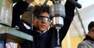 Özel Mesleki ve Teknik Eğitime Büyük Destek