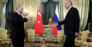 Rusya İle Suriye'de Atacağımız Adımlar Büyük Önem Arz Ediyor