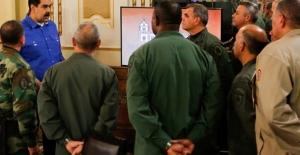 Maduro'dan Darbe Teşebbüsü Beyaz Saraydan Yönetildi İddiası
