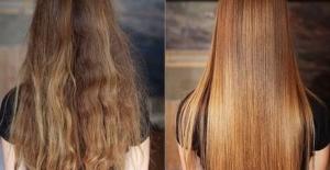 span style=color:#ff0000Keratin Saç Bakımı İle Sağlıklı.../span