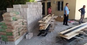 Karataş Belediyesi Aş Evi temelleri atıldı.