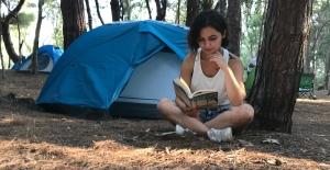 Karataş Yaza Veda Kampı sona erdi