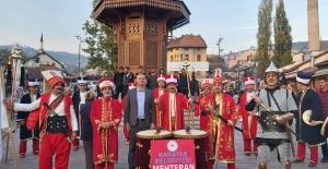 Başkan Topuz'dan Bosna Hersek Ziyareti