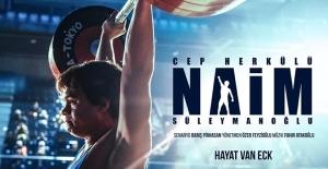 Naim Süleymanoğlu'nun Filmi Gişede Çakıldı