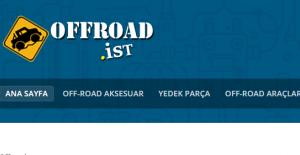 Türkiye'nin Off Road Araç Sitesi