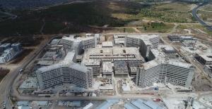 2021 Yılında Faaliyete Geçecek Şehir Hastaneleri