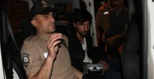 Adana'da Hırsız Otobüste Suçüstü Yakalandı