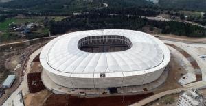 Yeni Adana Stadında Koltuk Renkleri 4'e Bölündü