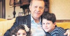Cumhurbaşkanı Erdoğan Yeniden Dede Oldu