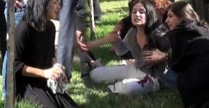 Seyhan'da İntihara Kalkışan Kadın, İtfaiye Ekipleri Tarafından Kurtarıldı