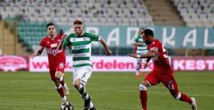 Adana Demirspor Avantajı Kaptı