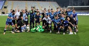 Adana Demirspor Finale Çıktı