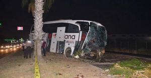 Adana'da Feci Kaza Ucuz Atlatıldı