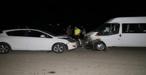 Adanada Büyük Kaza Ucuz Atlatıldı