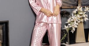 Bayan Pijama Takımı Modellerle Rahatlık Her Daim Sizinle