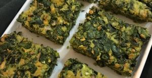 Ispanaklı Mısır Unlu Börek Tarifi ve Malzemeleri