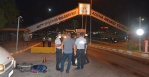 Adanada Otogarında Bomba Paniği
