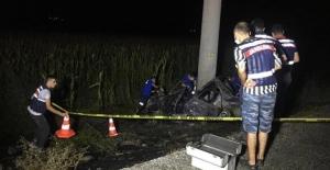 Adana'da Trafik Kazasında Feci Ölüm