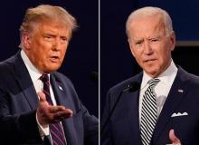 ABD Seçimlerinde Son Dakika Anketi Açıklandı! Biden mi Trump mı?