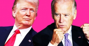 ABD'de Kritik Gün: Trump ve Biden son Kez karşı Karşıya Geliyor