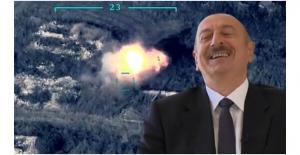 """Azerbaycan Cumhurbaşkanı """"Kaç Türk Sihanız Var?"""" Sorusuna Gülerek Yanıt Verdi"""