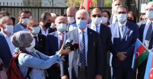 AZERBAYCAN'IN VE BÜTÜN TÜRKLERİN DAVASI, BİZİM DAVAMIZDIR!