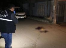 Adana'da Yasaklara Uymayan Şahsa Silahlı Saldırı