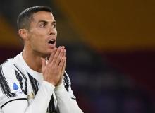 Cristiano Ronaldo'nun 3. koronavirüs testi de pozitif çıktı.