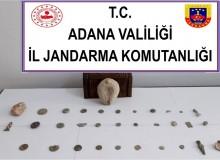 Adana'da Tarihi Eser Kaçakçılığına Geçit Yok