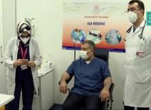 Türkiye'den İlk Aşı Gününde Rekor Geldi