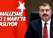 Tüm Türkiye 1 Mart Tarihini Bekliyor
