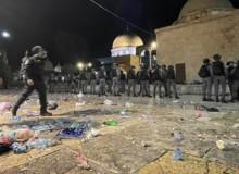 Son Dakika Haber! İsrail'den Mescid-i Aksa'ya Hain Saldırı!