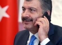 Son Dakika Haberi: Sağlık Bakanı Fahrettin Koca Gece Kritik Bir Telefon Görüşmesi Yaptı!
