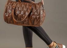 Deri Çanta Tercih Eden Kadınlar