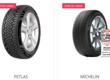 4 Mevsim Lastik Fiyatları ve Modelleri İçin www.lastikhane.com!