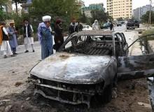 Son Dakika: Afganistan'ın Başkenti Kabil'de Patlama!