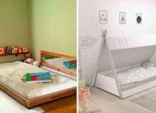 Montessori Yataklarıyla Beraber Çocuğunuz Güvende Olsun!