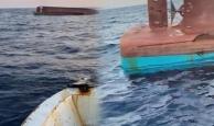 Adana'da Yunan Teknesi Balıkçı Teknesine Çarptı