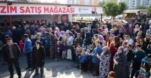 Adana'da Tanzim Satışlarına İlgi Büyük