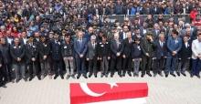 Şehit Uzman Onbaşı Sayın Ebedi Yolculuğuna Uğurlandı