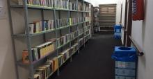 Karataş Belediyesi Koridorları Kütüphane Oldu