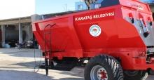 Karataş Belediyesi Mera Islah Çalışmalarına Başlıyor