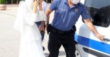 Adana'da Zorla Evlendirilen Kızı Polis Kurtardı