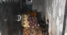 Adana'da Hayırsız Evlat Evini Yaktı