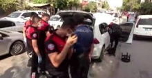 Adana'da Polis Hayat Kurtardı!