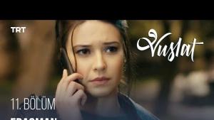 Vuslat 11. Bölüm Fragmanı Yeni Bölümü 18 Mart'ta TRT 1'de